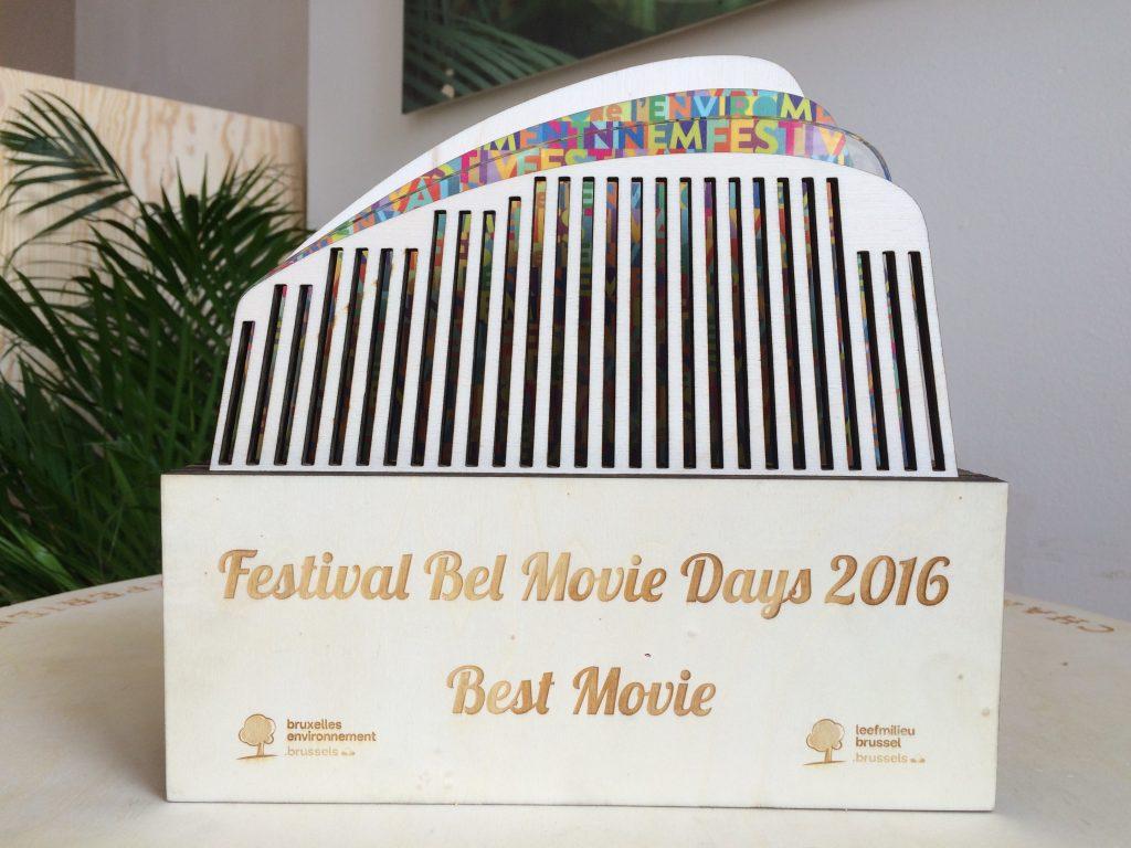 Trophée Festival Bel Movie