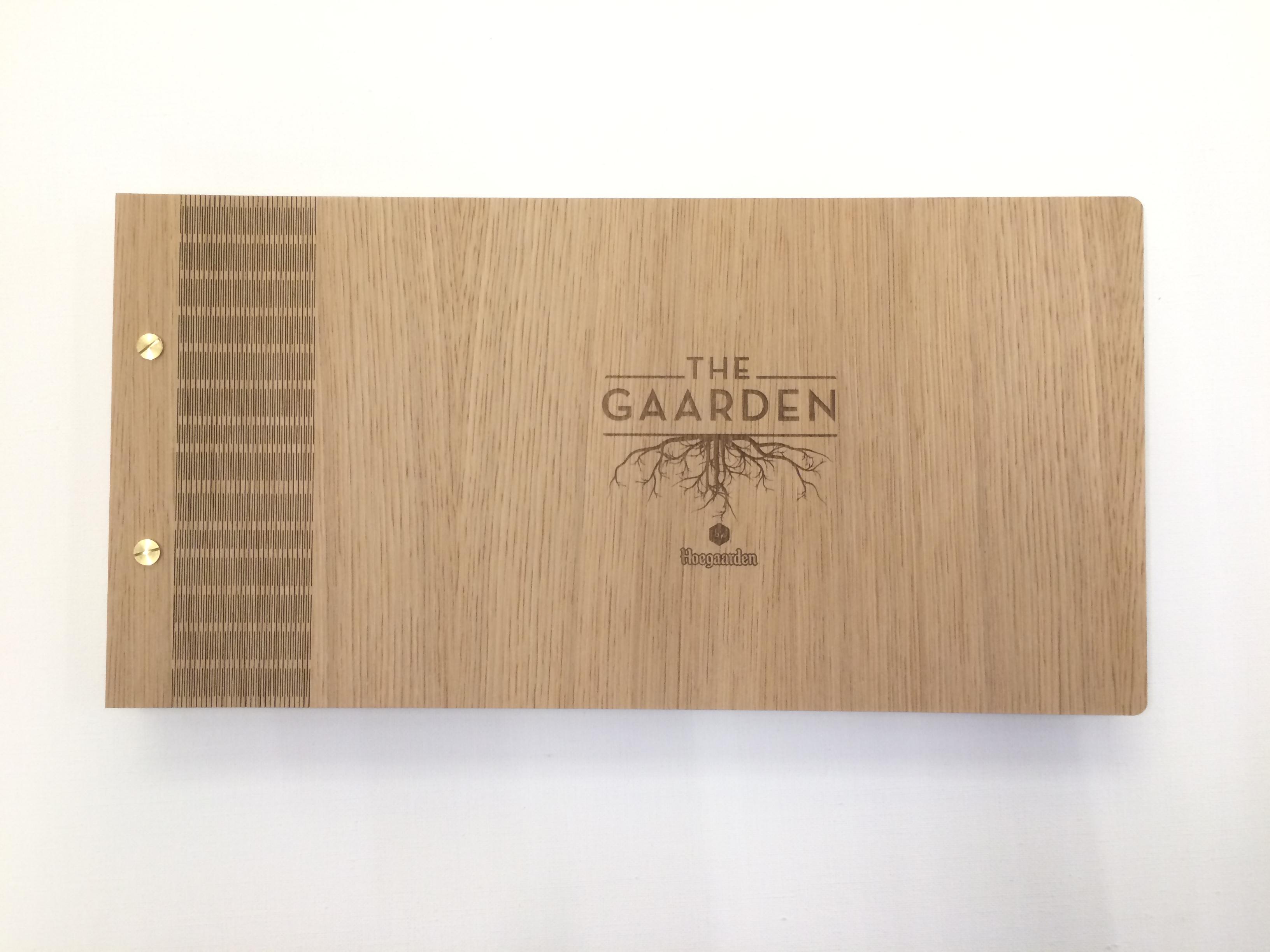 Livre the gaarden by Hoegaarden