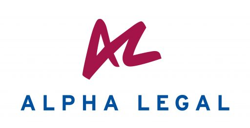 Alpha legal - logo association d'avocats bruxelles