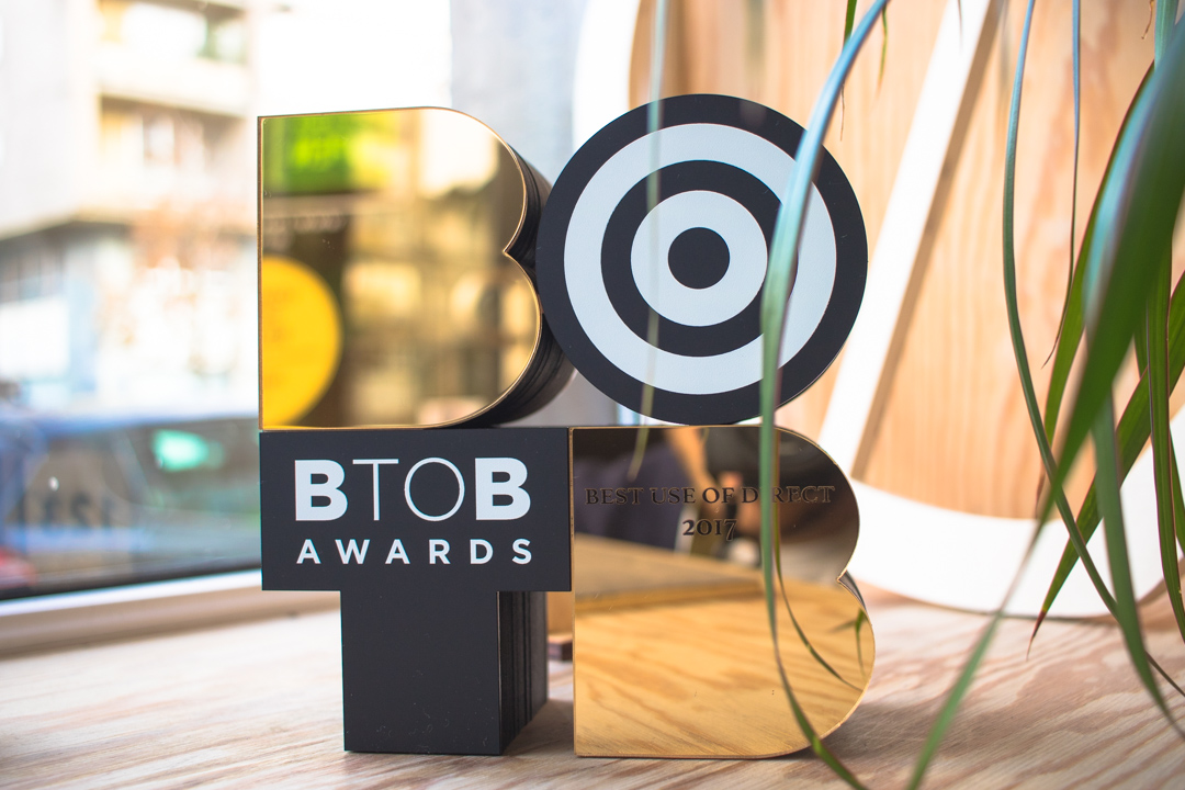 BTOB Award 2017 - Inkut Lab x MM x Minale Design Strategy