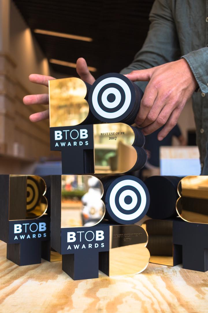 BTOB Award 2017 - Inkut Lab x MM x Minale Design Strategy